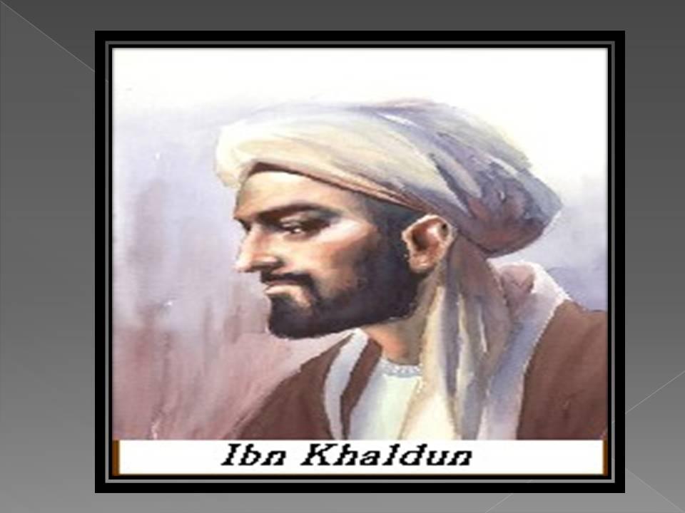 Permalink to Ibnu Khaldun, Latihan Rohaniah Dengan Rasa