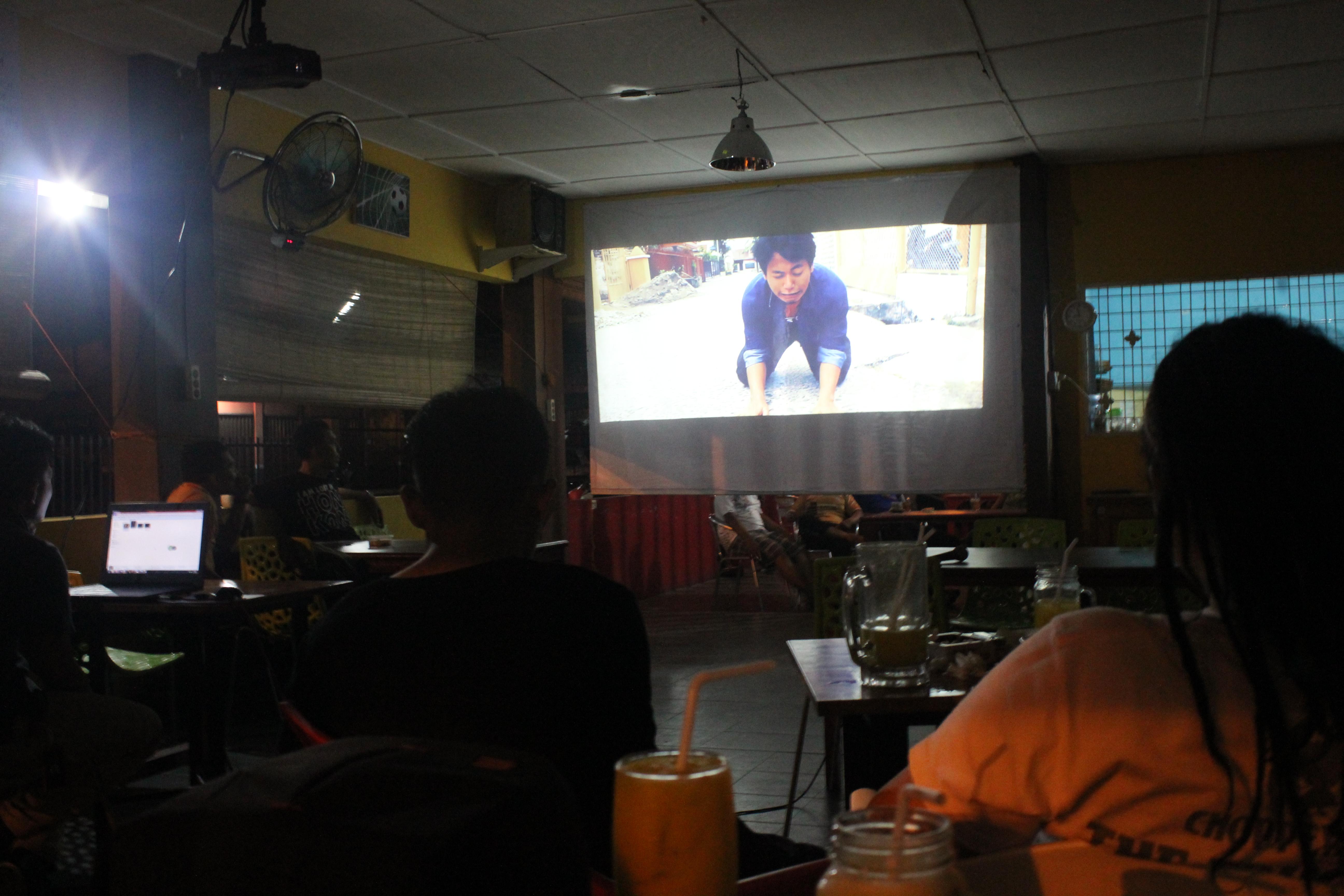 Salah satu film yang diputar di Film Festival Medan 'Gara-gara Kerupuk'.