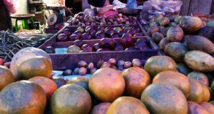 Menunggu di Pasar