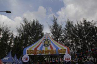 Selamat Datang, Di USU Carnival.