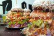 Sajian kelezatan Burger Menara (Fotografer: Lucky Andriansyah)