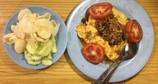 Nasi Goreng Pandu, Kuliner Pinggir Jalan Incaran Wisatawan