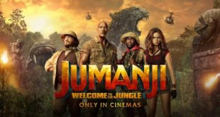 JUMANJI: WELCOME TO THE JUNGLE, Pertualangan di Dunia Video Game