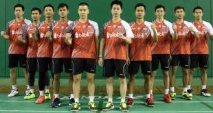 Sumber : PBSI / http://m.badmintonindonesia.org