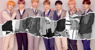 Fenomena BTS Merambah Industri Musik Dunia