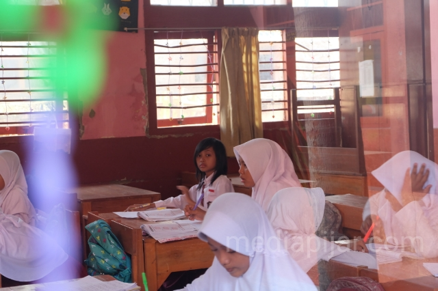 Sekolah Dasar, Masa-masa indahku dalam menuntut ilmu. (Fotografer: Putri Arum Marzura)