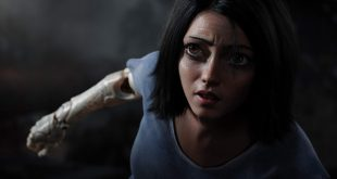 Alita: Battle Angel, Aksi Pertarungan Cyborg Berwajah Malaikat