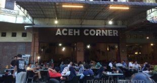 Aceh Corner, Tempat Sederhana Para Penikmat Sanger