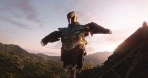 Thanos, musuh bebuyutan para pahlawan super sudah berdamai dengan dirinya dan menyimpan pakaian perangnya.