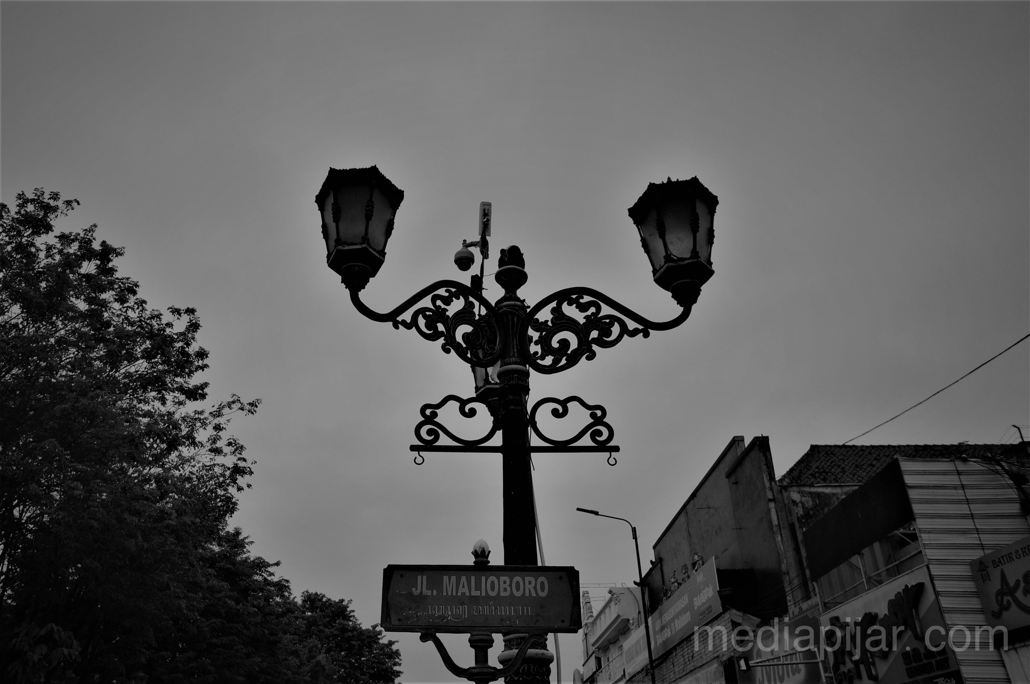 Malioboro, Jalan Legendaris di kota Yogyakarta (Fotografer: Annisa Van Rizky)