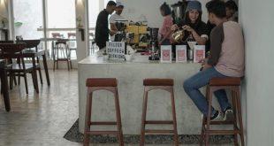 Makecents, Coffee Shop dengan Nuansa Kantoran yang Nyaman