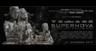 Mengaduk Romansa dan Sains Fiksi dalam Supernova