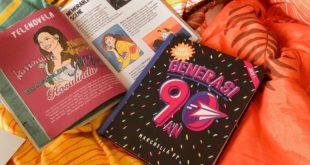 Nostalgia lewat Buku Generasi 90an