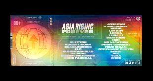Asia Rising Forever, Konser Musik Online di Tengah Pandemi