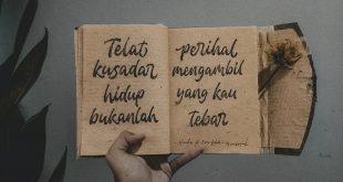 """Membasuh"" untuk Belajar Saling Memberi terhadap Sesama"