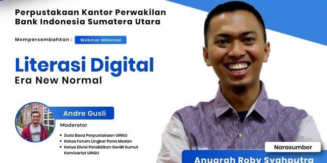 Sumber Foto: Perpustakaan KPw Bank Indonesia Provinsi Sumatera Utara
