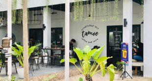 Bertamoe di Tamoe Coffee and Resto, Tuan Rumah Siap Menunggu