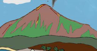 Secercah Kisah di Gunung Sinabung