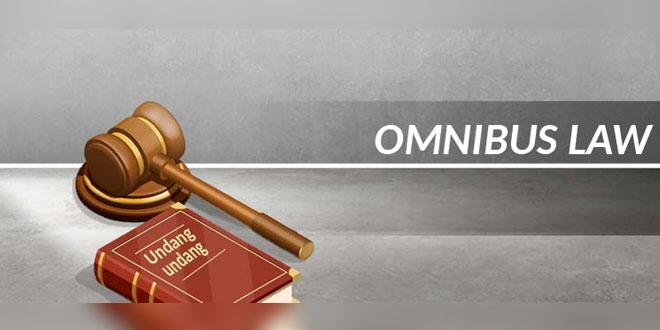 Polemik UU Cipta Kerja di tengah Pandemi