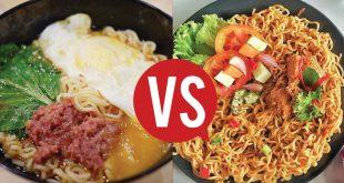 Indomie vs Mie Sedaap, Kamu Tim Yang Mana?