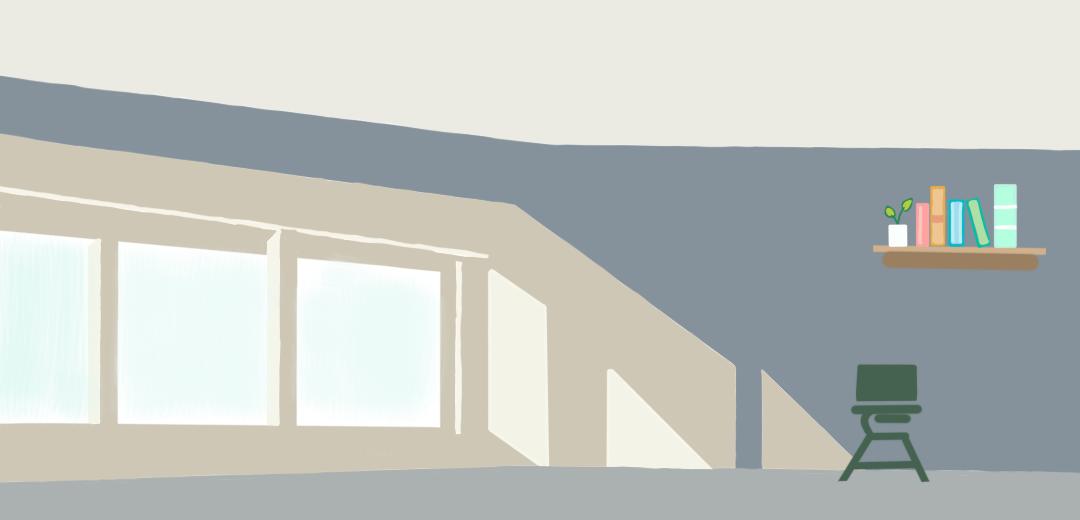 Kosong, tidak seperti biasanya. (Ilustrator: Tasya Azzahra Nasution)